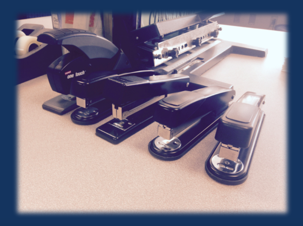 Here is one of my 2015 photos that pretty much symbolizes busyness. This is a collection of staplers in the CHOP Neurology resident room – over a period of days to weeks, a significant fraction of the staplers in the 6th floor of the Wood building migrated into our resident room in early September. As nobody knew where exactly they came from, it was impossible to put them back – so I arranged them for this photo shoot. When we are busy, we unconsciously get competitive about resources like staplers and start hoarding. Staplers are an innocent example - I assure you that nobody's productivity was significantly impaired by this, but you can easily imagine how our hoarding instinct that kicks in when we are busy may be counterproductive.
