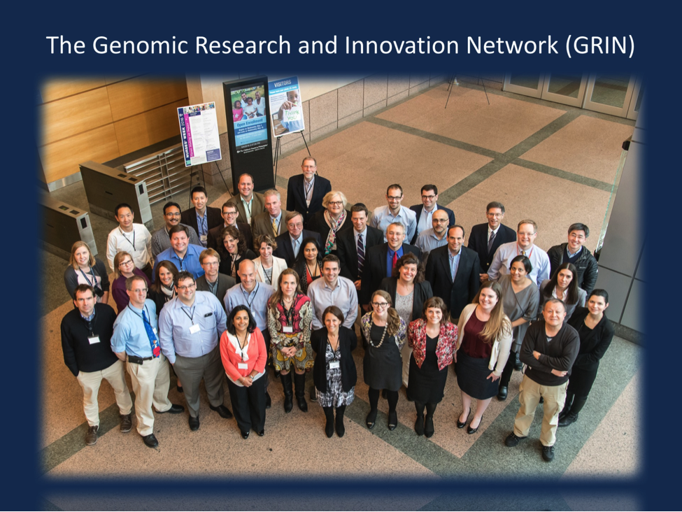 Figure. The GRIN collaborators from Boston Children's Hospital (BCH), Cincinnati Children's Hospital Medical Center (CCHMC), and the Children's Hospital of Philadelphia (CHOP) during our first joint meeting in May 2016. Within the GRIN collaborative, we are working on one of the three pilot projects, focused on gene discovery in epileptic encephalopathies.